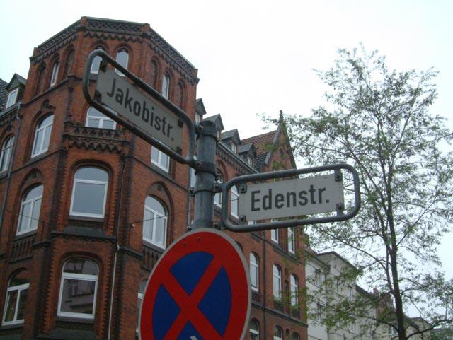 Hannover, Jakobi Ecke Edenstraße