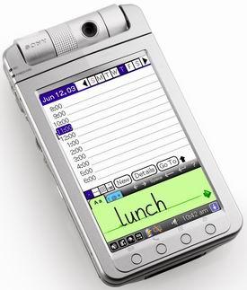 Mein neuer PDA