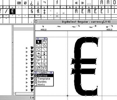 Der Fontographer kommt wieder