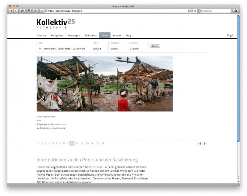 Kollektiv25 Fotografenkollektiv online