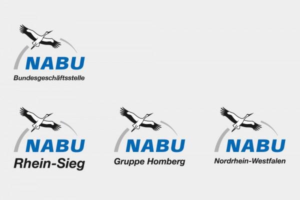 NABU Gruppenlogos alt